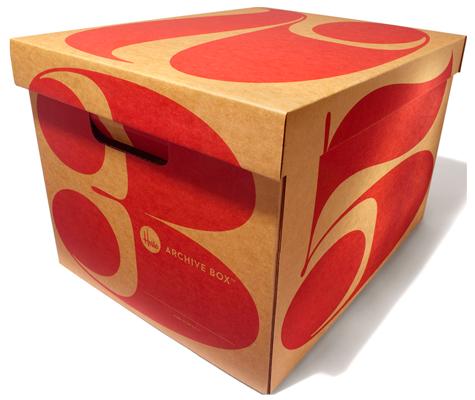 коробка для ботинок