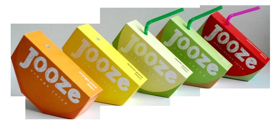 коробки с соком Jooze