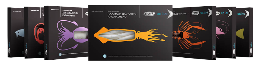 trata onIce packaging
