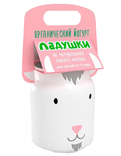 Упаковка для детей марки Ладушки