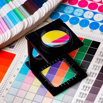 цветовая гамма в типографии