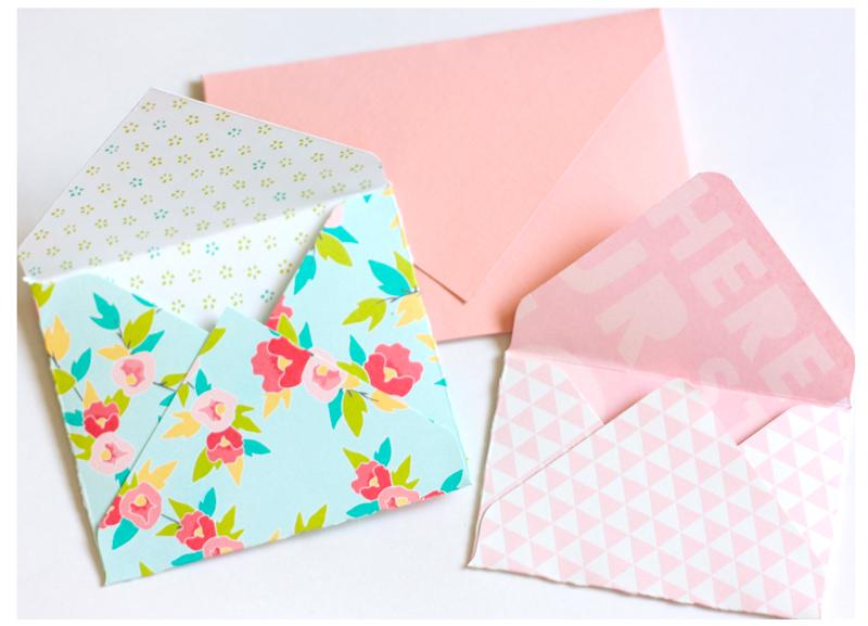 яркие конверты