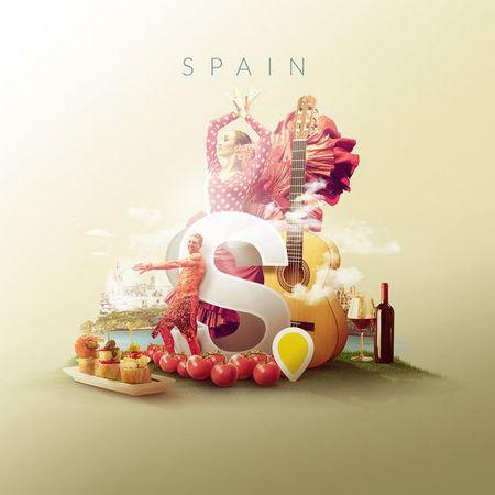 Плакат - Испания