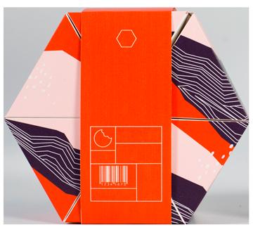 яркая стильная упаковка