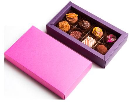 коробки для шоколадных конфет
