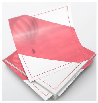 макеты новых листовок
