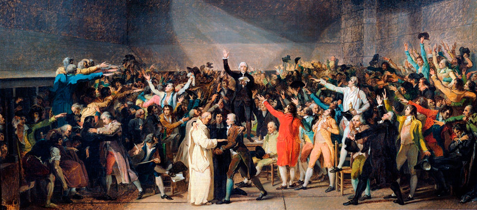 революционное восстание во Франции