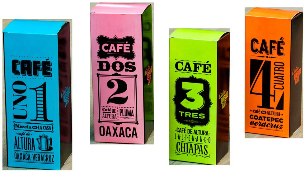 упаковки для кофе