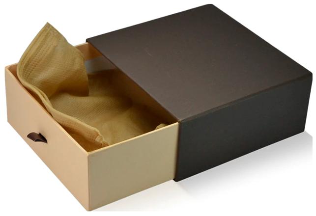 коробка футляр из картона